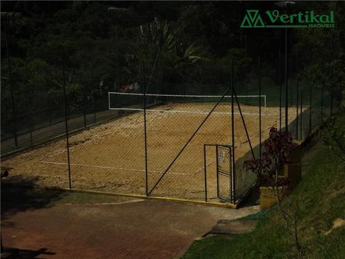 terreno residencial a venda, granja viana ii gleba 4 e 5, - v-499