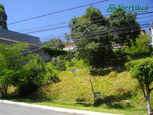 terreno residencial a venda, sao paulo ii, cotia. - v-464