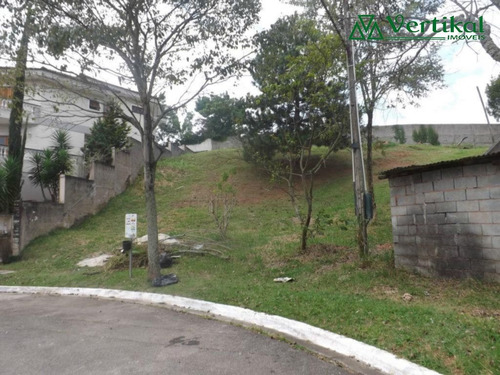 terreno residencial a venda, sao paulo ii, granja viana - v-2302