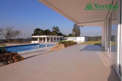 terreno residencial a venda, vintage, cotia. - v-2046