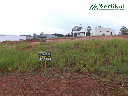 terreno residencial a venda, vintage. - v-2716