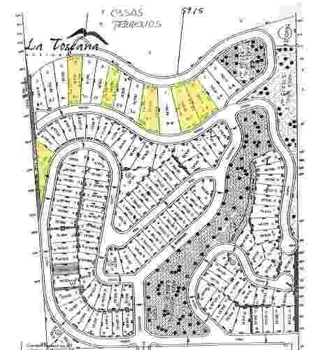 terreno residencial carretera nacional - la toscana