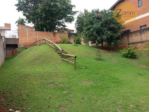 terreno residencial / comercial à venda, jardim das palmeiras, campinas. - codigo: te0278 - te0278