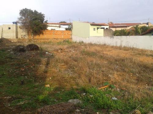 terreno  residencial e comercial à venda, jardim pinheiros, valinhos. - codigo: te0465 - te0465