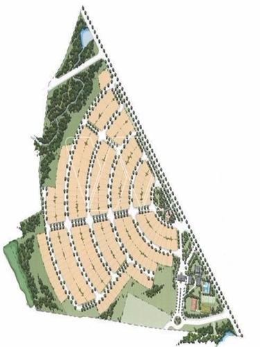 terreno residencial em campinas - sp, alphaville dom pedro - te00428