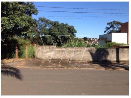 terreno residencial em campinas - sp, barão geraldo - jardim aruâ - te00565