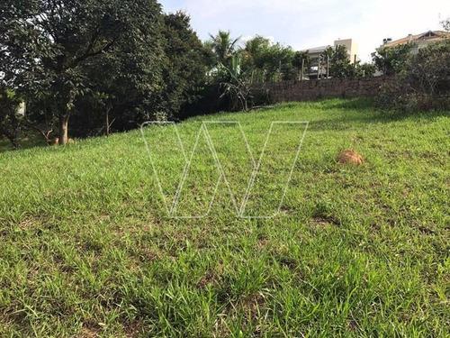 terreno residencial em campinas - sp, colinas do ermitage (sousas) - te00621