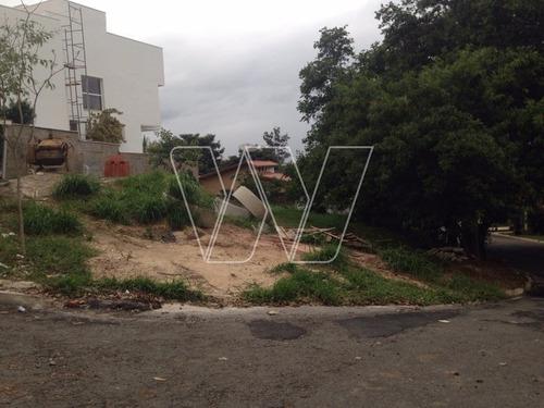 terreno residencial em campinas - sp, loteamento caminhos de san conrado - te00551