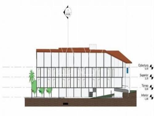 terreno residencial em campinas - sp, parque das universidades - te00521