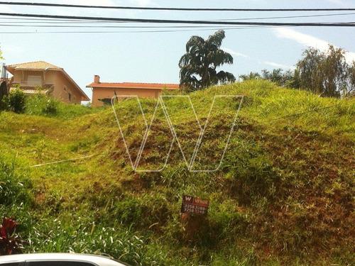 terreno residencial em campinas - sp, sousas - te00530