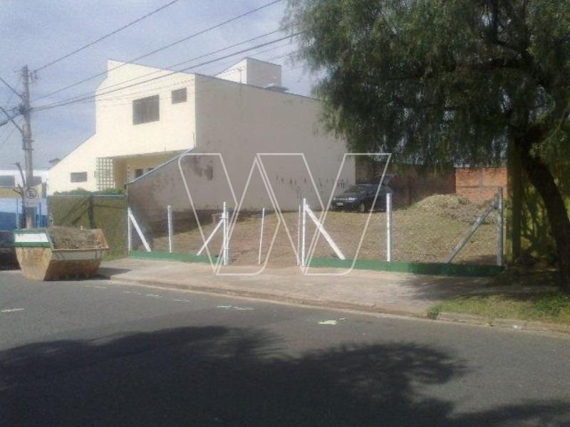 terreno residencial em campinas - sp, vila brandina - te00510