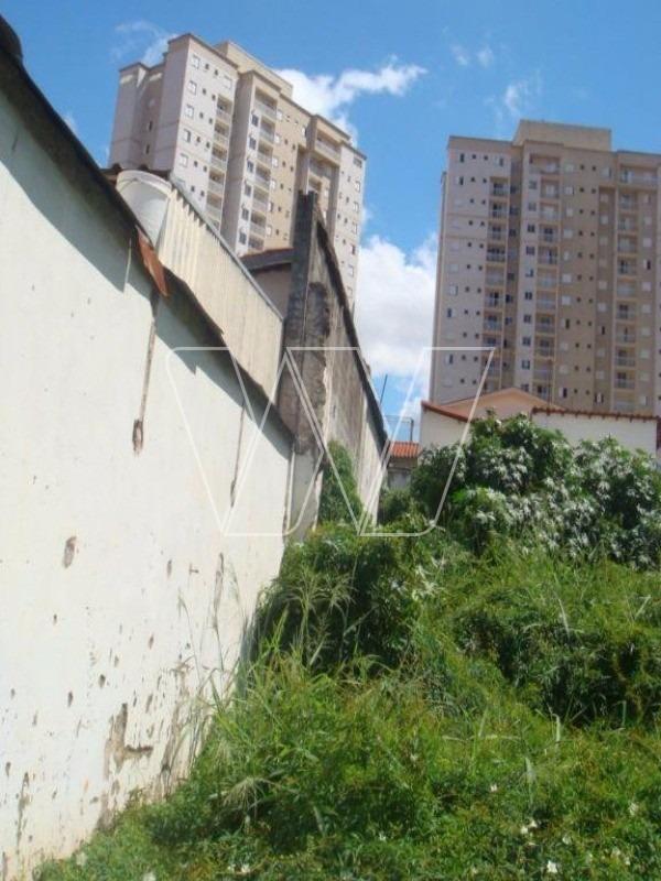 terreno residencial em campinas - sp, vila nova - te00423