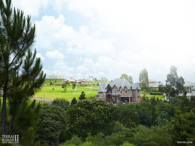 terreno residencial em itu - sp, terras de são jose ii - te00468