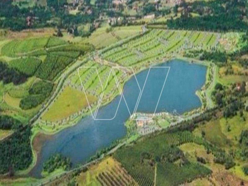 terreno residencial em jaguariuna - sp, lago da barra - te00432