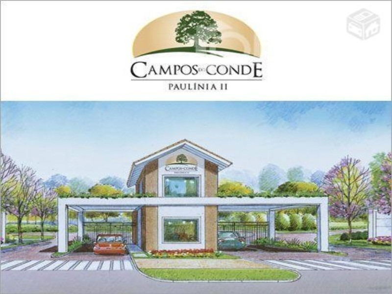 terreno residencial em paulinia - sp, campos do conde ll - te00561