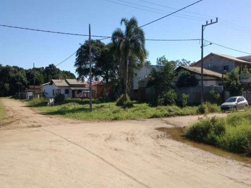 terreno residencial em penha - sc, centro - 115p