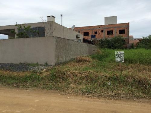 terreno residencial em penha - sc, centro - 140a