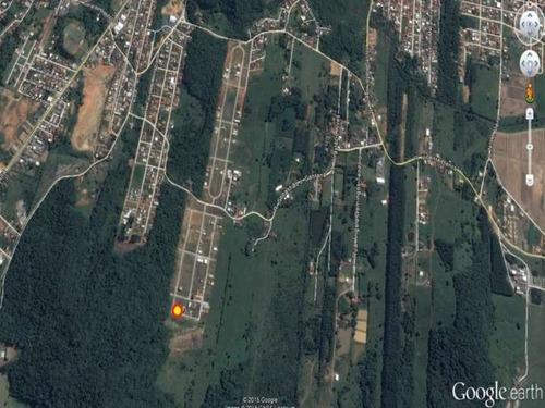 terreno residencial em penha - sc, nossa sra de fátima - 46a