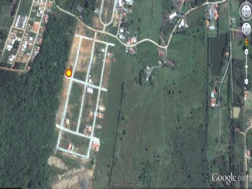 terreno residencial em penha - sc, nossa sra de fátima - 75n