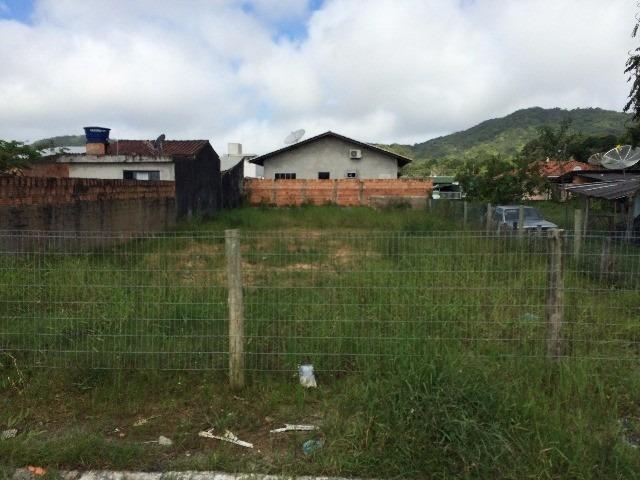 terreno residencial em penha - sc, vila olaria - 100e