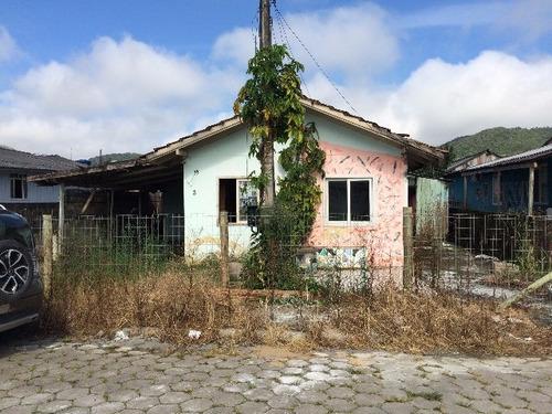 terreno residencial em penha - sc, vila olaria - 110v