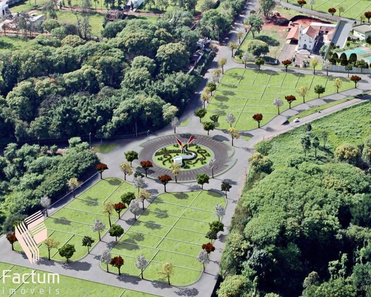 terreno residencial em uma ótima localização para venda no condomínio pau brasil parque nova carioba, americana - te00029 - 34159696
