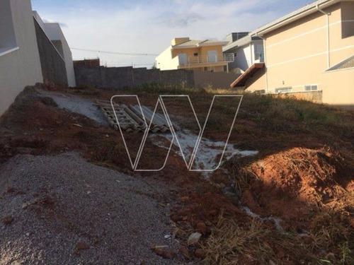 terreno residencial em valinhos - sp, loteamento residencial santa gertrudes - te00446