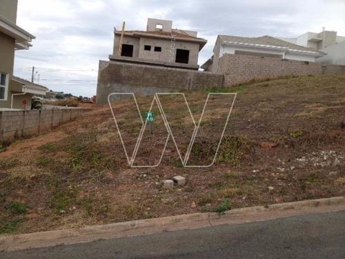 terreno residencial em valinhos - sp, loteamento residencial santa gertrudes - te00456