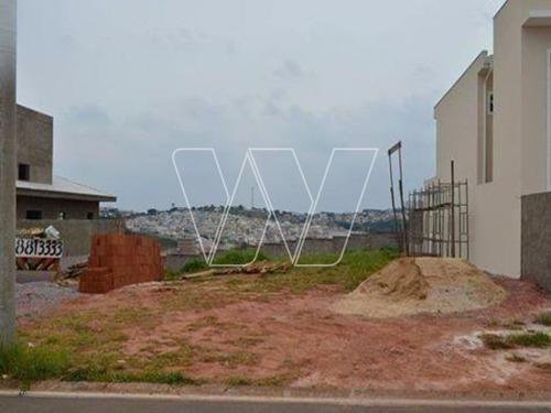 terreno residencial em valinhos - sp, samambaia - te00520