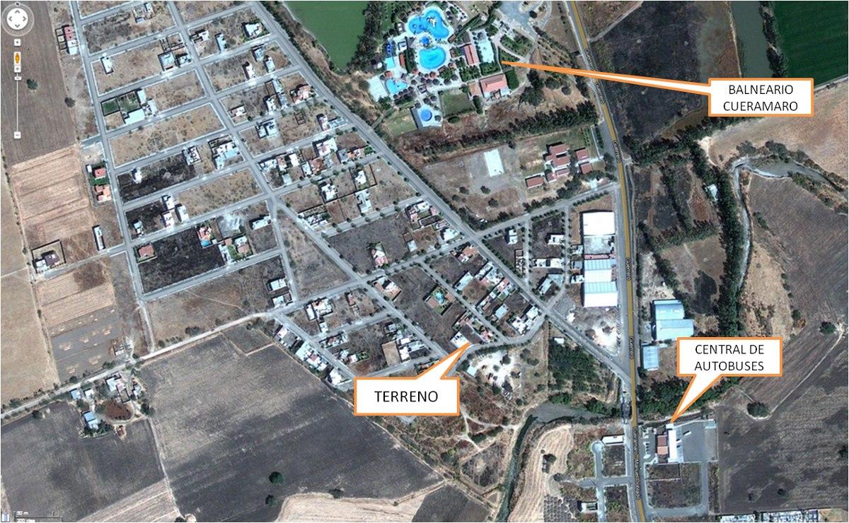terreno residencial en cueramaro, guanajuato.