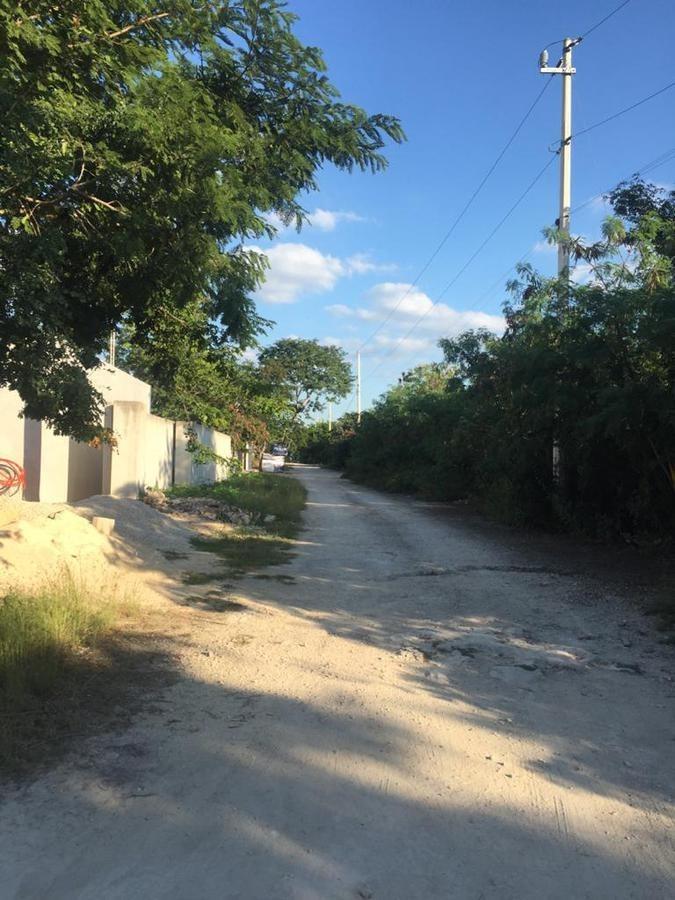 terreno residencial en esquina en venta, dzitya, merida