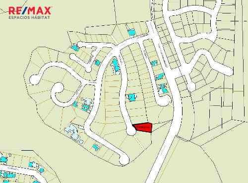terreno residencial en fraccionamiento privadas residencial del pedregal al norte de hermosillo.