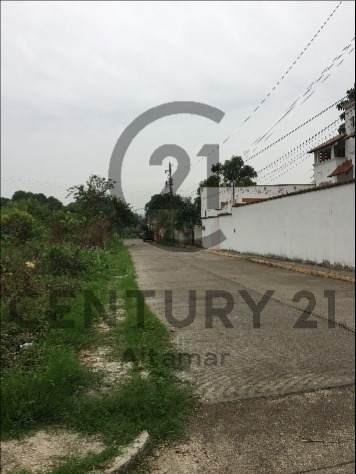 terreno residencial en renta, col. plan de ayala, tihuatlan, veracruz