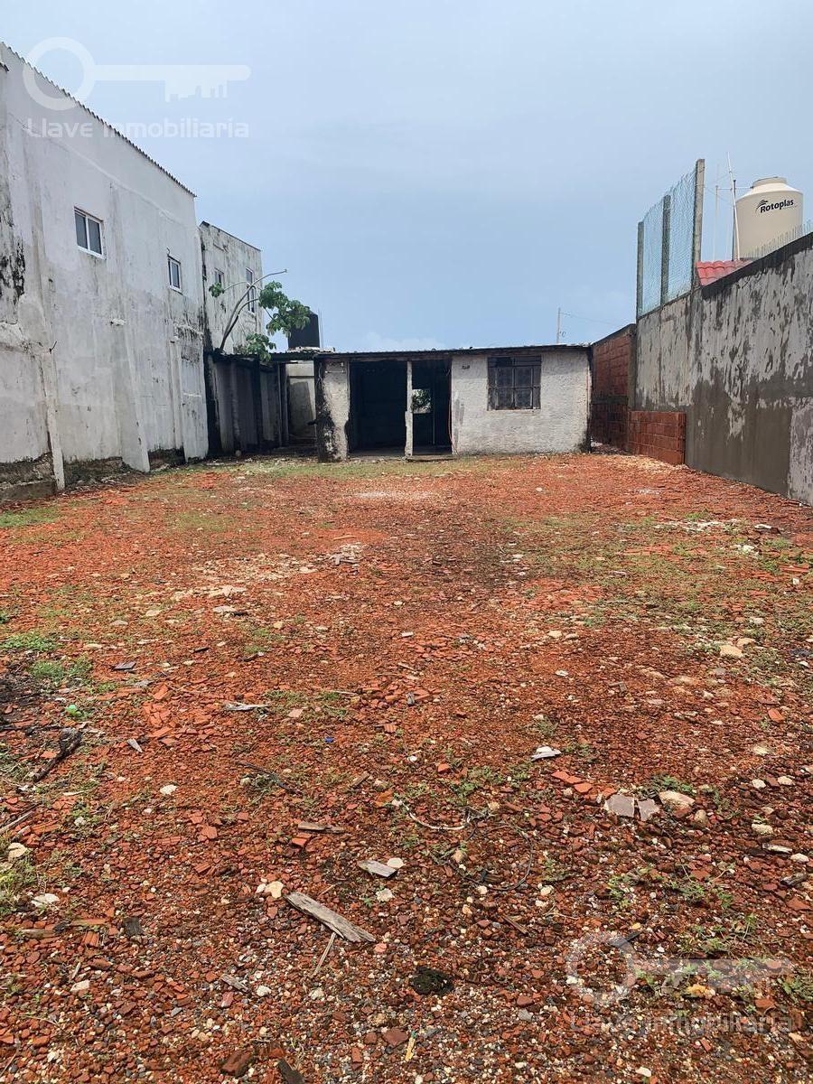terreno residencial en venta, 18 de marzo, col. puerto méxico