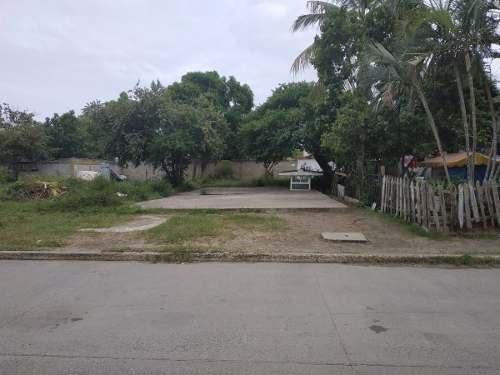 terreno residencial en venta col. enrique cárdenas, tampico