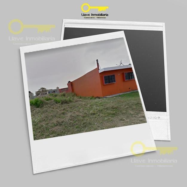 terreno residencial en venta, cuauhtemoc, col. maría de la piedad