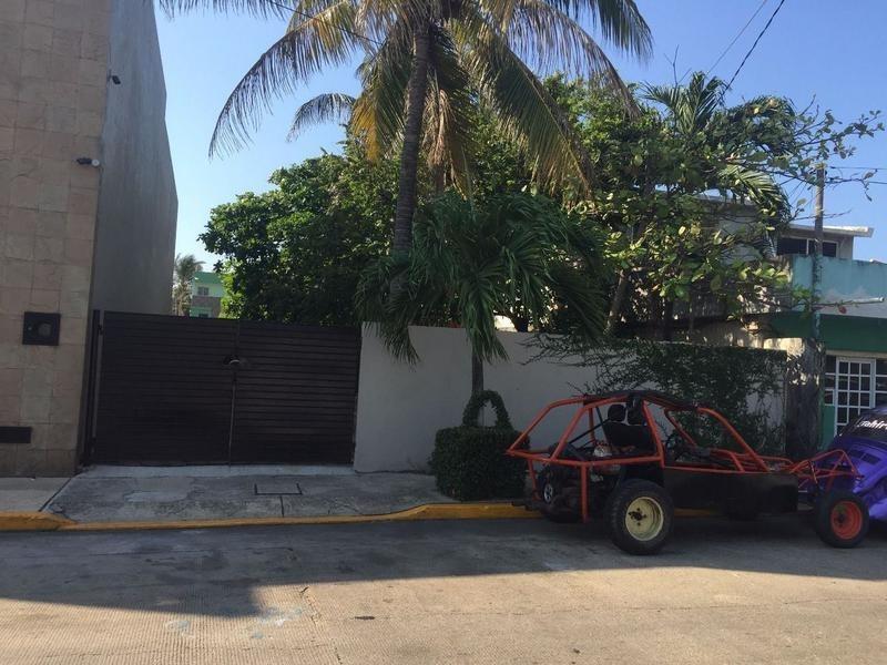 terreno residencial en venta, cuauhtemoc, col. puerto méxico