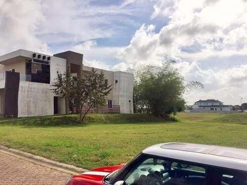 terreno residencial en venta en altamira, fracc. lagunas de miralta