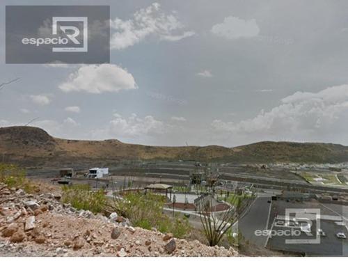 terreno residencial en venta en fracc. bosque real en zona de valle escondido