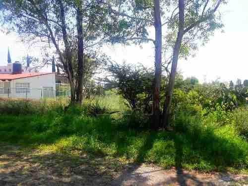 terreno residencial en venta en fracc. presa escondida, tepeji del río, hidalgo