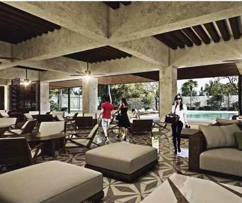 terreno residencial en venta en la zona del country club en mérida, yucatán