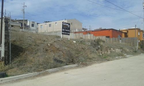 terreno residencial en venta en rosarito
