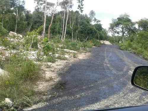 terreno residencial en venta,  fracc. el pedregal, sobre av. huayacan c1772