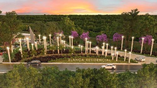 terreno residencial en venta, privada en kikteil, mérida yucatan