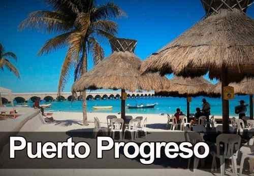 terreno residencial en venta. puerto progreso, yucatán.