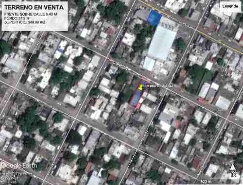terreno residencial en venta ubicado en colonia primero de mayo, ciudad madero, tamaulipas.