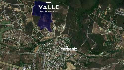 terreno residencial en venta valle de las misiones santiago