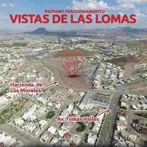 terreno residencial en venta, vistas de las lomas, chihuahua