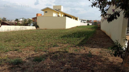 terreno residencial no condomínio vila real - te0058