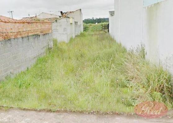 terreno residencial no jardim dos ipês- suzano - te0170
